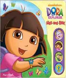 Nickelodeon Dora the Explorer: Hide-and-Seek