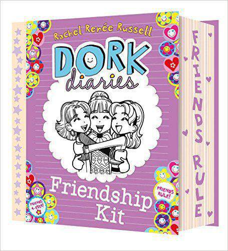 DORK DIARIES  PARTY TIME - (PB)