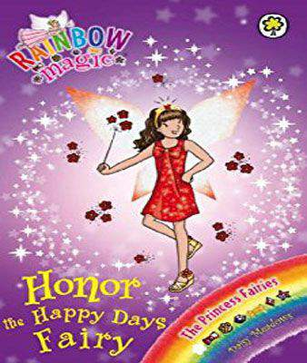 Rnbow Magic 106Honor The Happy Days Fry