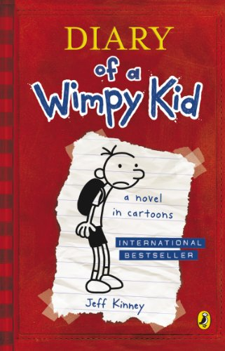 Diary Of A Wimpy Kid BOOK 1 - (PB)