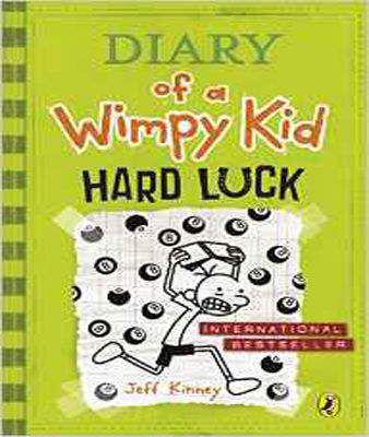Diary of a Wimpy Kid Hard Luck - (PB)