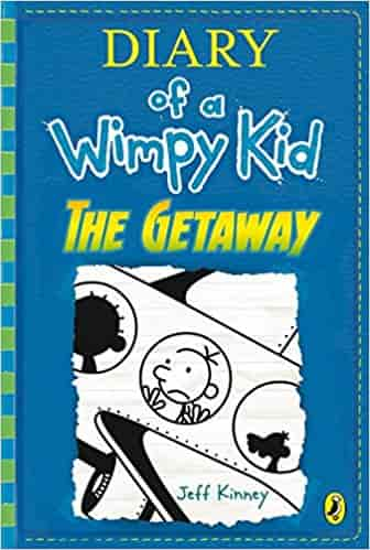 Diary of a Wimpy Kid: The Getaway - (PB)