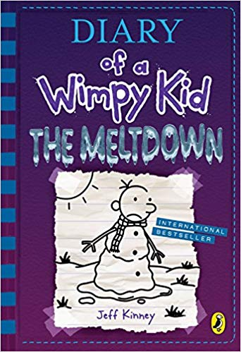 Diary of a Wimpy Kid: The Meltdown - (PB)