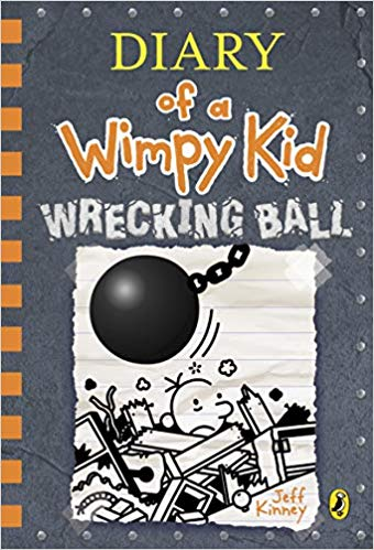 Diary of a Wimpy Kid: Wrecking Ball (Book 14) - (HB)