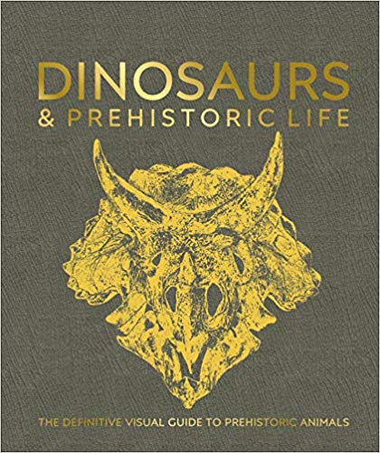 Dinosaurs and Prehistoric Life: The definitive visual guide to prehistoric animals - (HB)