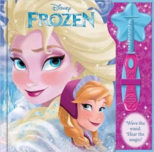 Disney Frozen: Sound Book and Magic Wand Set