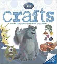 Disney Pixar Crafts - (PB)
