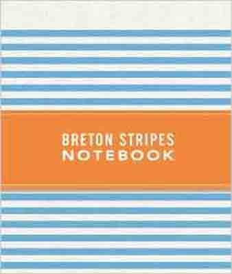 Breton Stripes Sky Blue (Notebooks)