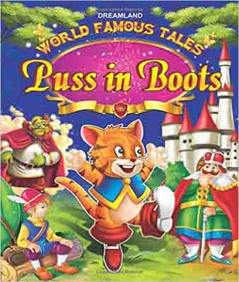 World Famous Tales - Puss In Boot