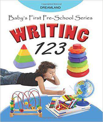 Baby's First Pre-School Series - Number Writing