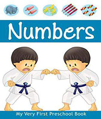 My First Perschool Book  Numbers