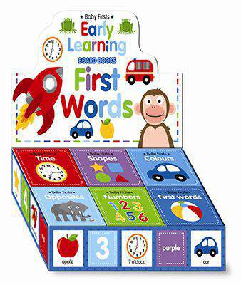 Early Learning First Words- First Words