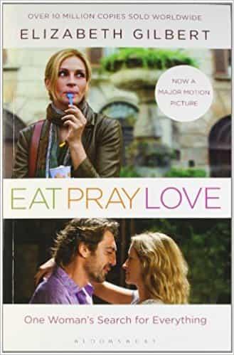 Eat Pray Love - (PB)