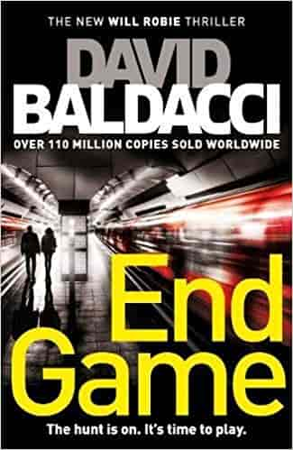 End Game (Will Robie series) - Paperback