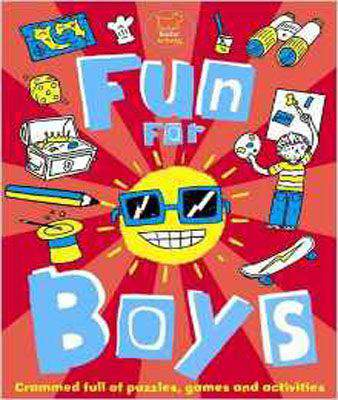 Fun For Boys (Activity Book)