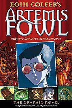 Artemis Fowl the Graphic Novel
