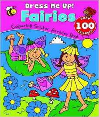 Fairies: Colouring & Sticker Activity Book