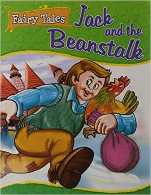 Fairy Tales Jack and The Bean stalk