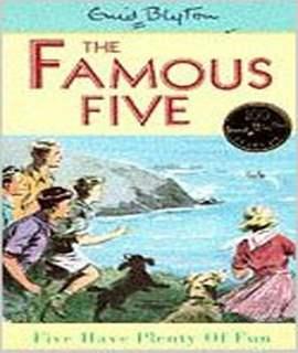 Famous Five: Five Have Plenty Of Fun: Book 14 (Famous Five series) - (PB)