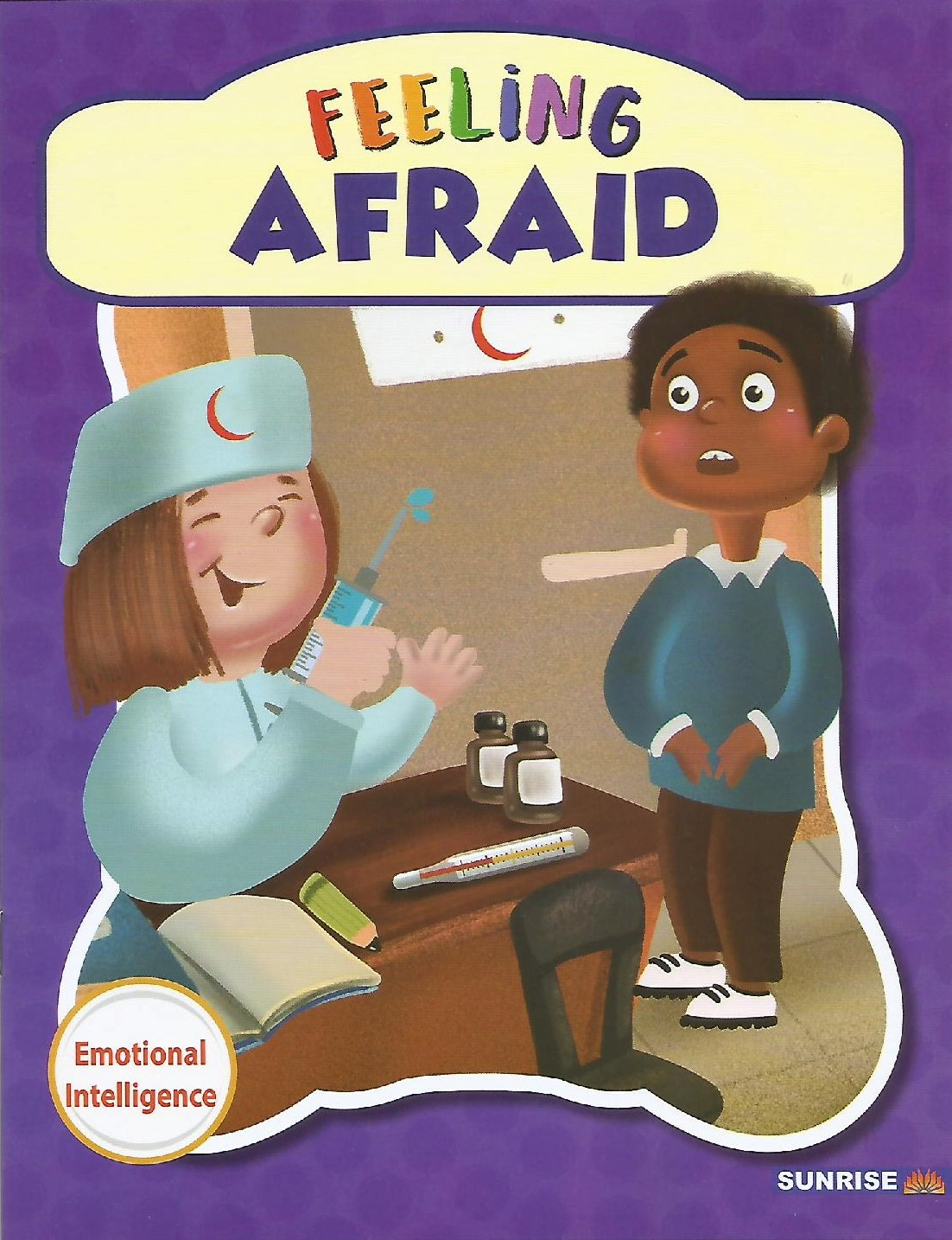Feeling Afraid - (PB)