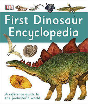 First Dinosaur Encyclopedia  -(PB)