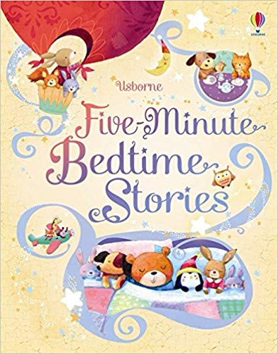 Five Minute Bedtime Stories - (HB)