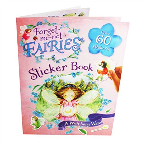 Forget-Me-Not Fairies - Sticker Book