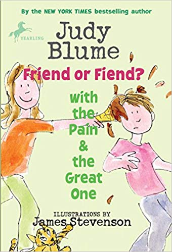Friend or Fiend? with the Pain & the Great One - (PB)