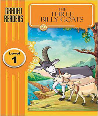 Graded English Readers Level 1: The three billy goats