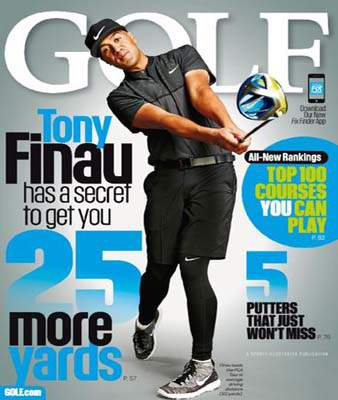 Golf Magazine USA