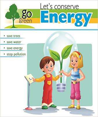 Lets Conserve Energy (English) (Paperback)