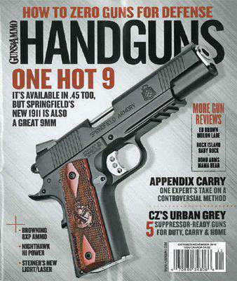 Handguns Guns & Ammo USA
