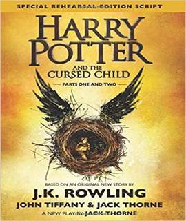 Harry Potter and the Cursed Child  -