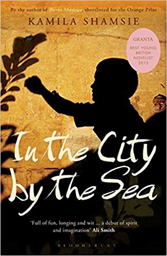In the City by the Sea - (PB)