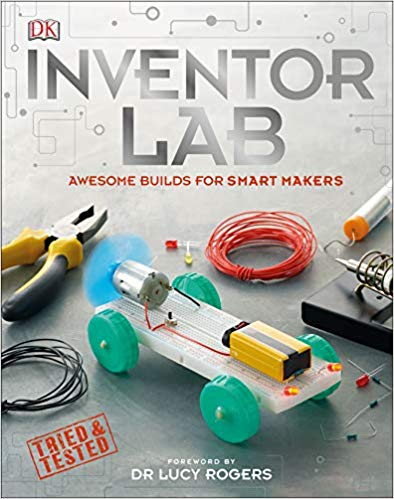 Inventor Lab: Projects for genius makers -   (HB)