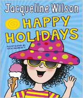 Jacqueline Wilson's Happy Holidays - (PB)