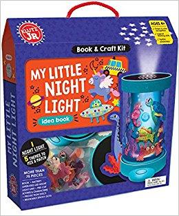 Klutz Junior: My Little Night Light - Paperback