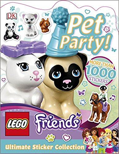 LEGO Friends Pet Party