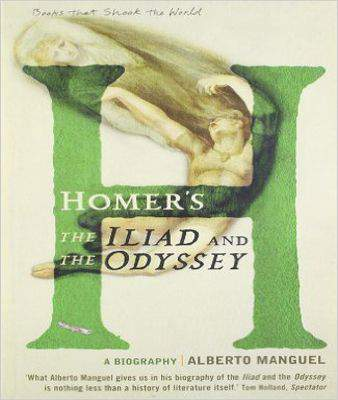 Homer's The Iliad and The Odyssey A Biography