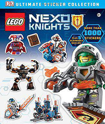 Lego Nexo Knights (DK Ultimate Sticker Collections)