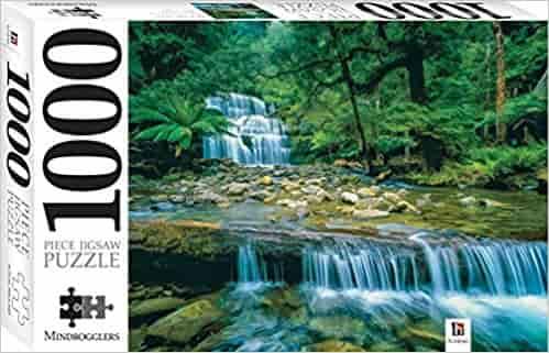 Liffey Falls,Tasmania 1000 Piece Jigsaw