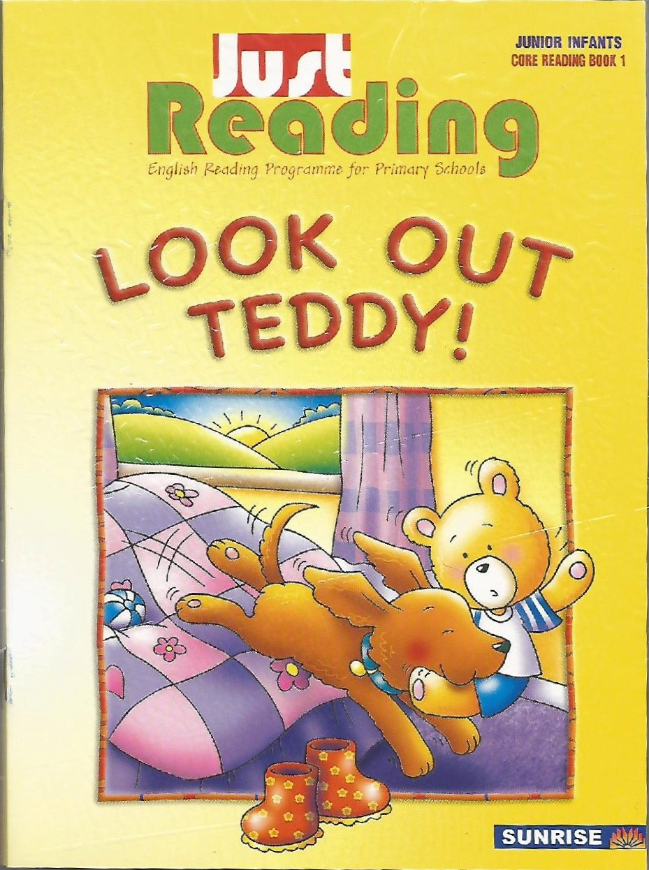 Look Out Teddy! - (PB) Just Reading Stage 1 Pack Of 9