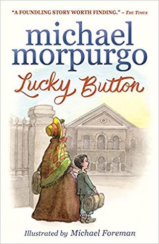 Lucky Button - (PB)