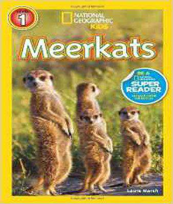 Meerkats (National Geographic Kids Super Readers: Level 1)