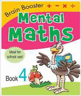 LP:Brain Booster Mental Maths 4
