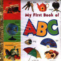 My First Book - ABC