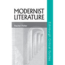 Modernist Literature    Edinburgh Critical Guides to Literature -