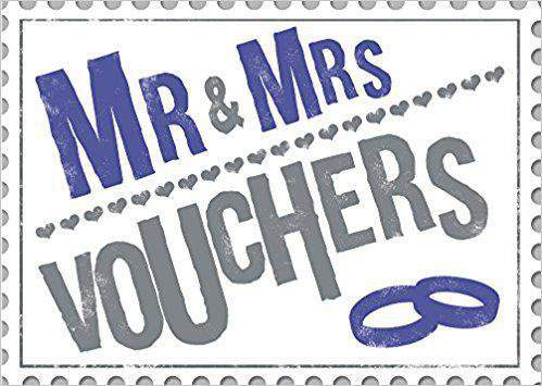 Mr and Mrs Vouchers Gift