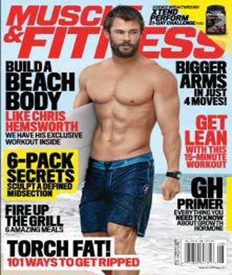 Muscle & Fitness USA