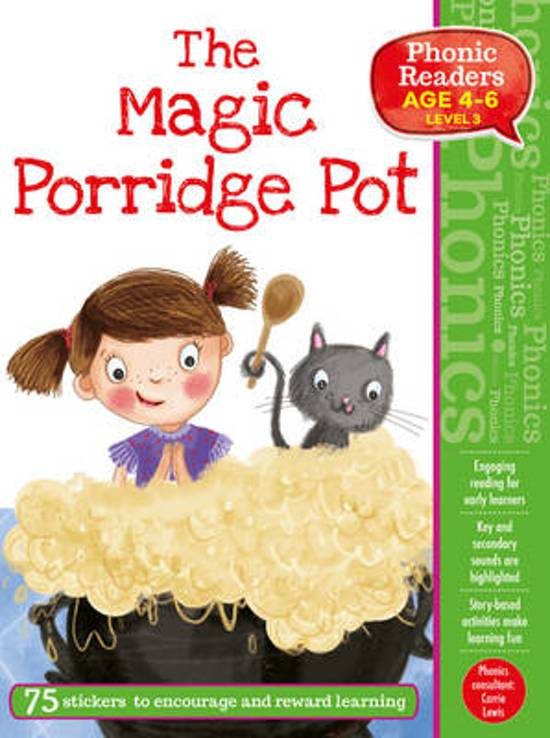 Magic Porridge Pot (Phonic Readers FTL) - Paperback